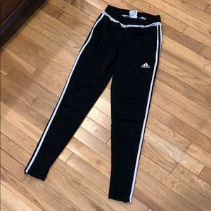 Adidas soccer pants bottoms